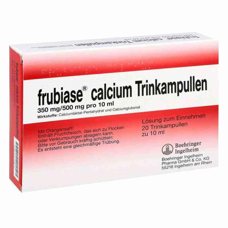 Frubiase Calcium T Trinkampullen  bei juvalis.de bestellen