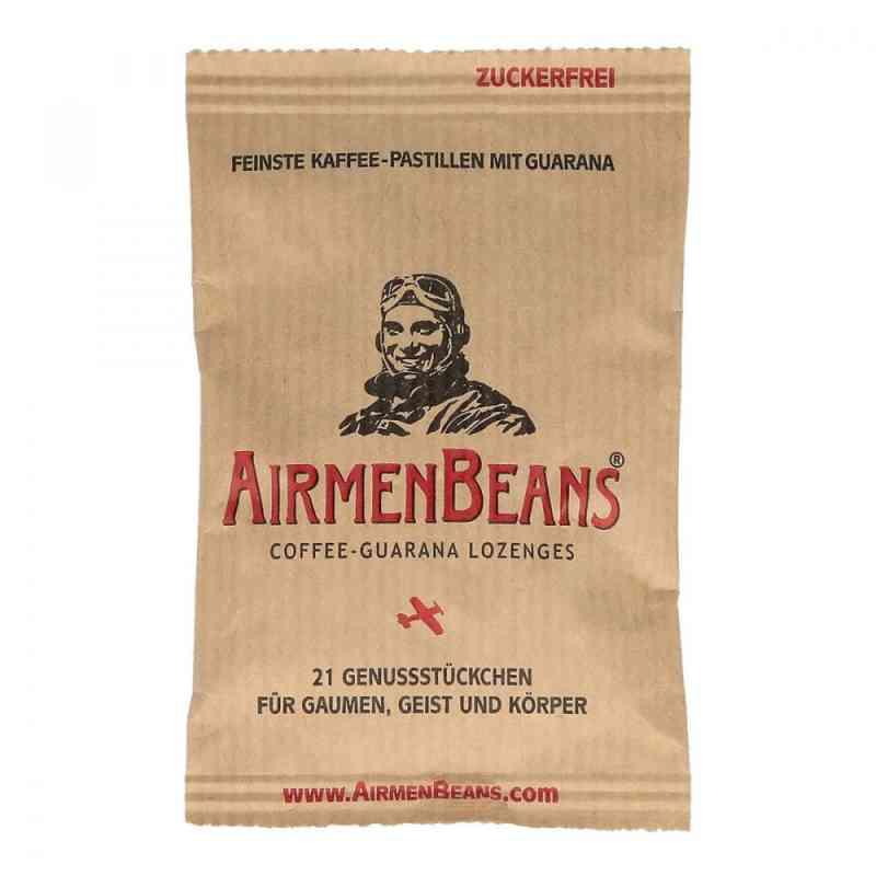Airmenbeans feinste Kaffee Pastillen mit Guarana  bei juvalis.de bestellen