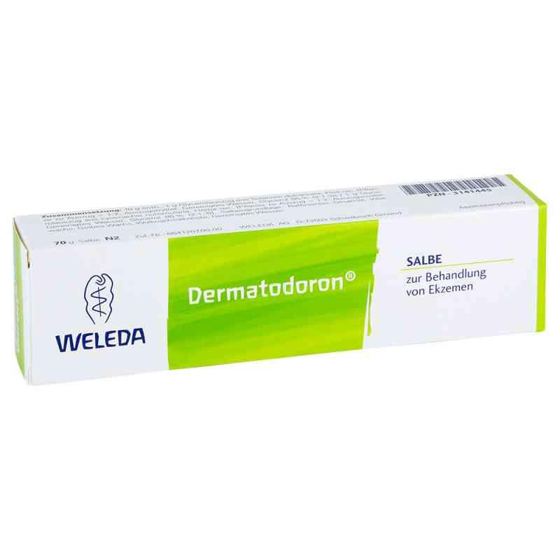 Dermatodoron Salbe  bei juvalis.de bestellen