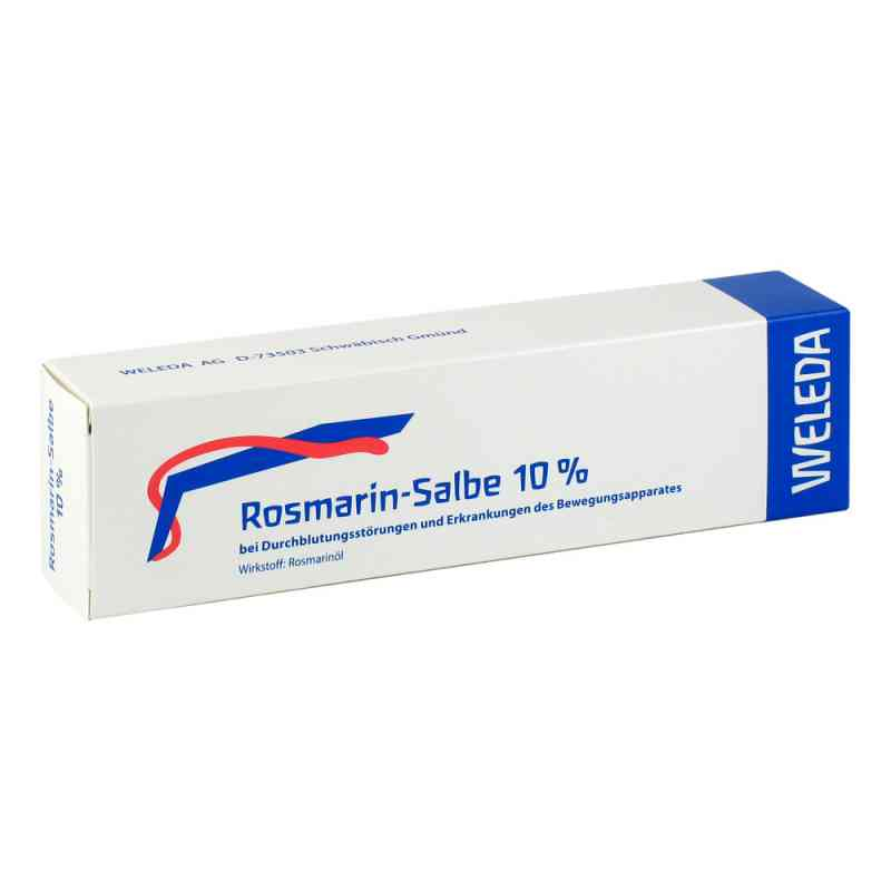 Rosmarin Salbe 10%  bei juvalis.de bestellen