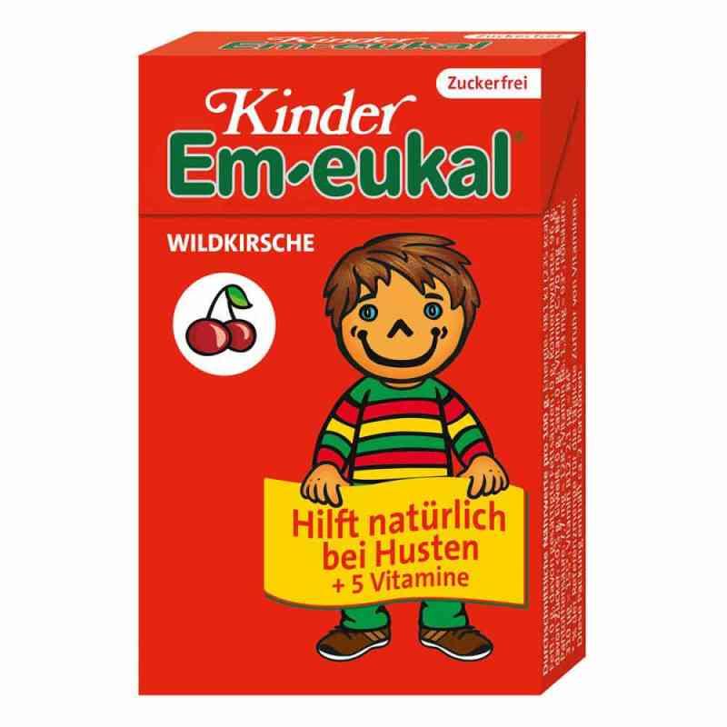 Em Eukal Kinder Bonbons zuckerfrei Pocketbox  bei juvalis.de bestellen