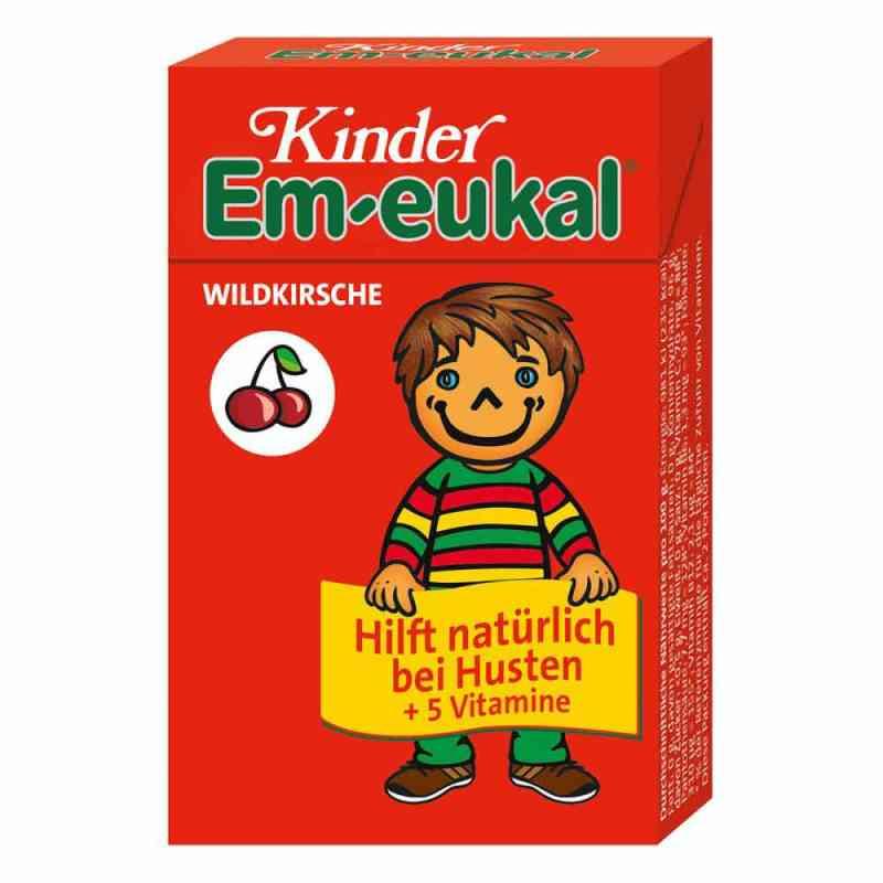Em Eukal Kinder Bonbons zuckerhaltig Pocketbox  bei juvalis.de bestellen