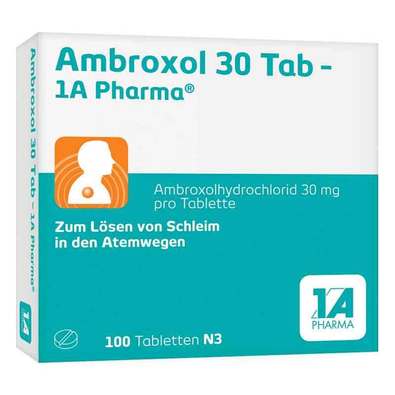 Ambroxol 30 Tab-1A Pharma  bei juvalis.de bestellen