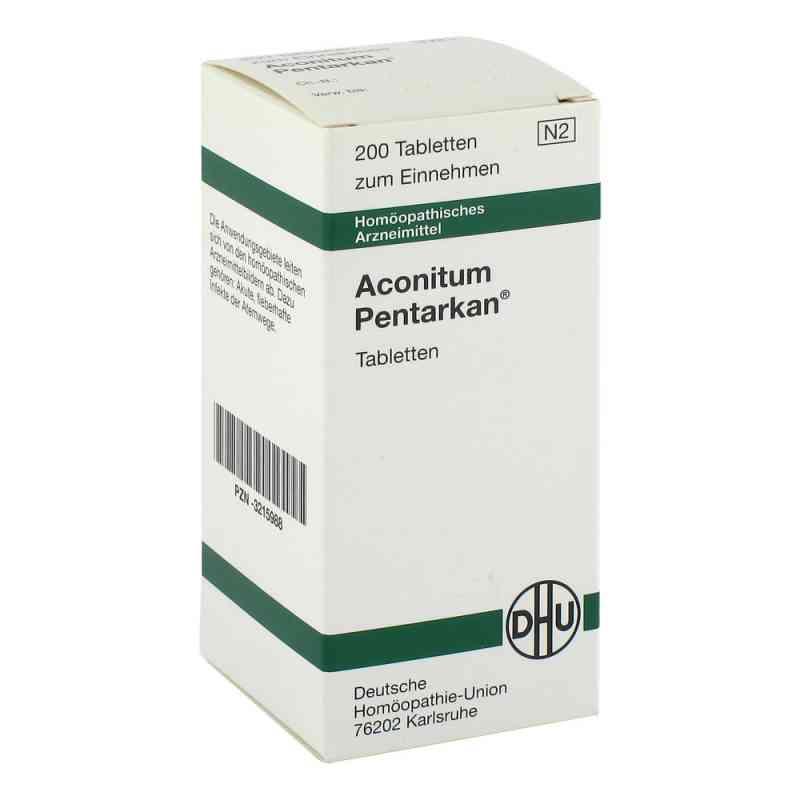 Aconitum Pentarkan Tabletten  bei juvalis.de bestellen
