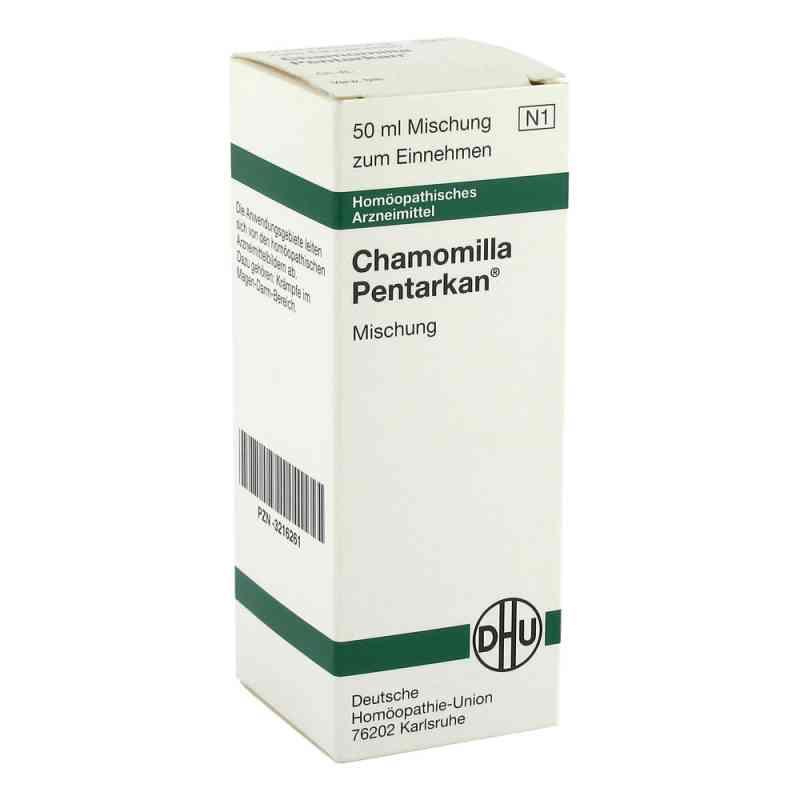 Chamomilla Pentarkan Liquidum  bei juvalis.de bestellen