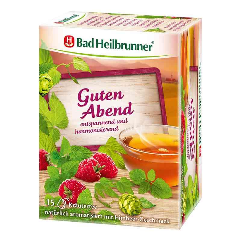 Bad Heilbrunner Tee Guten Abend Kräuter Beutel  bei juvalis.de bestellen