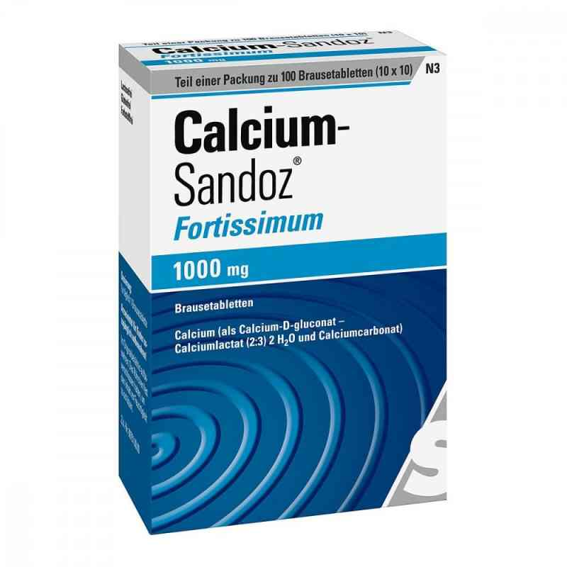 Calcium-Sandoz fortissimum 1000mg  bei juvalis.de bestellen