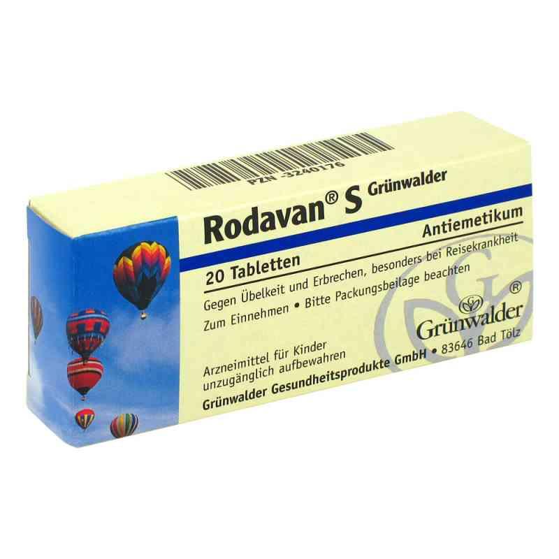 Rodavan S Grünwalder  bei juvalis.de bestellen
