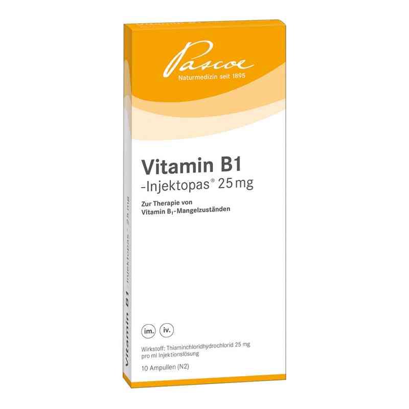 Vitamin B1 Injektopas 25 mg Injektionslösung  bei juvalis.de bestellen