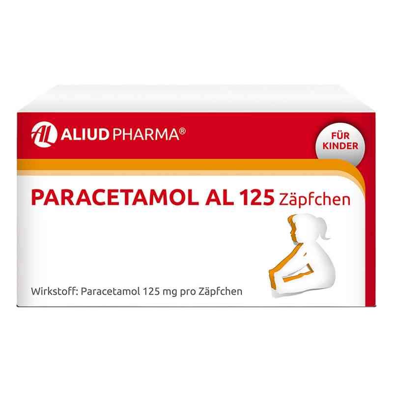 Paracetamol AL 125  bei juvalis.de bestellen