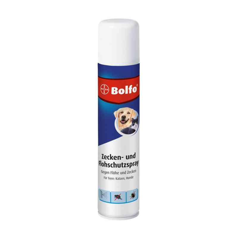Bolfo Flohschutz Spray veterinär  bei juvalis.de bestellen
