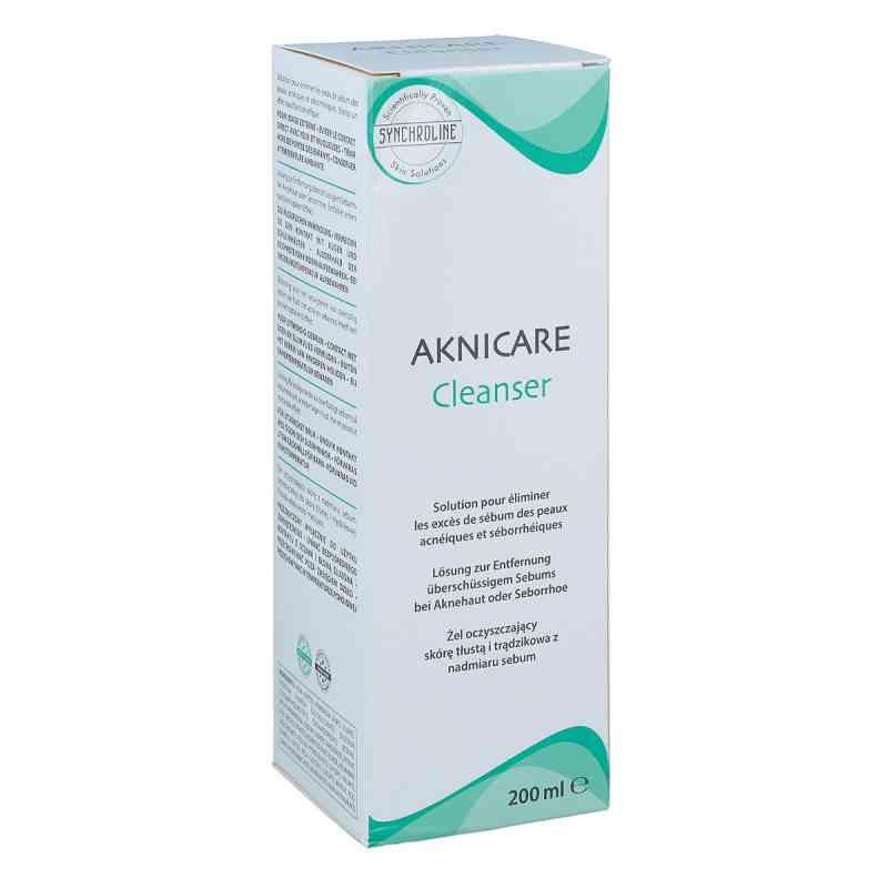 Synchroline Aknicare Cleanser Flüssigseife  bei juvalis.de bestellen