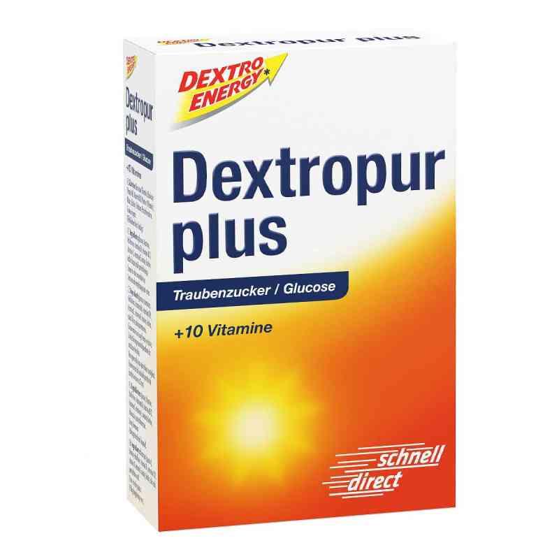 Dextropur plus Pulver  bei juvalis.de bestellen