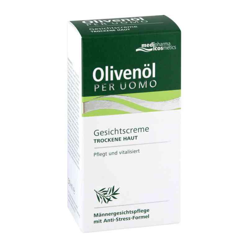 Olivenöl Per Uomo Gesichtscreme  bei juvalis.de bestellen