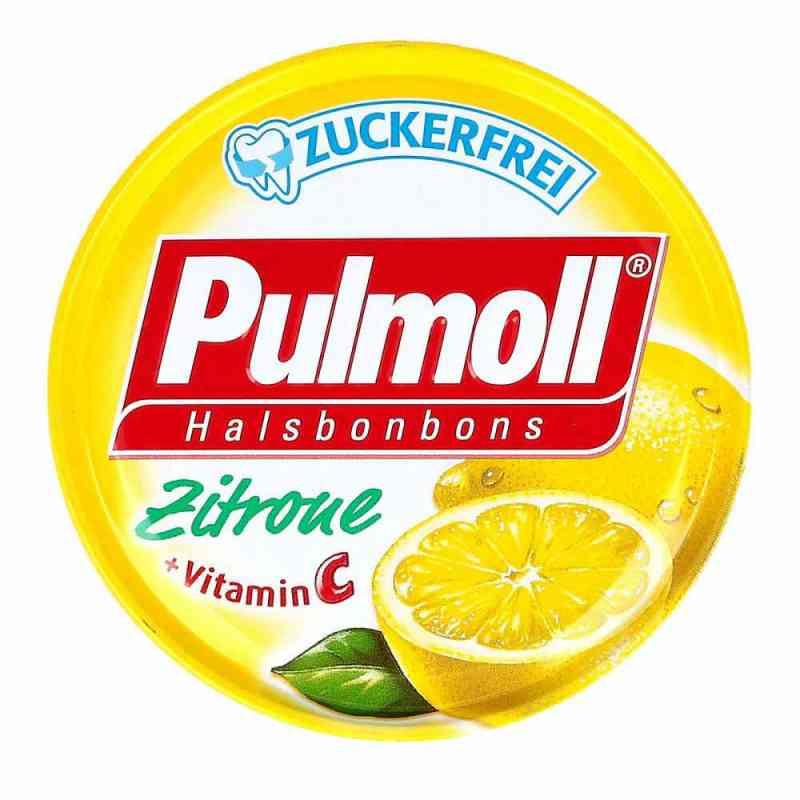 Pulmoll Hustenbonbons Zitrone + Vitamine c zf.  bei juvalis.de bestellen