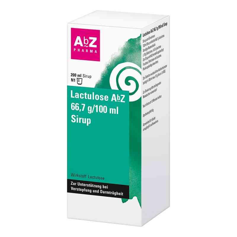 Lactulose AbZ 66,7g/100ml  bei juvalis.de bestellen