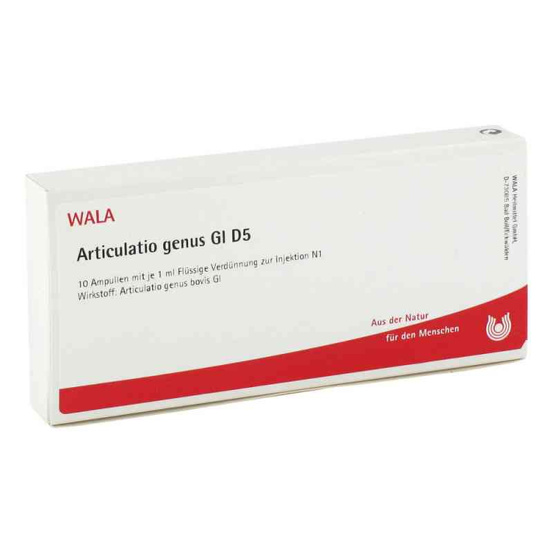 Articulatio Genus Gl D5 Ampullen  bei juvalis.de bestellen