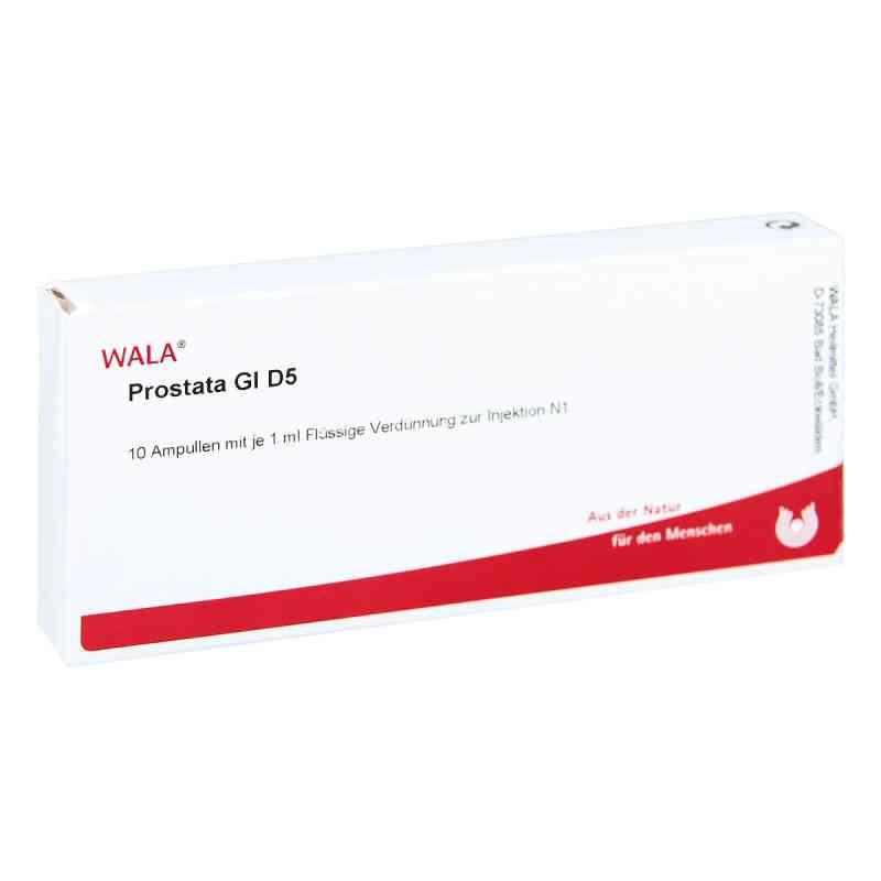 Prostata Gl D5 Ampullen  bei juvalis.de bestellen