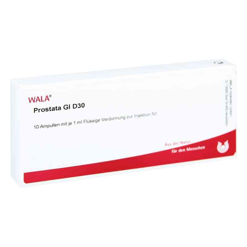 Prostata Gl D30 Ampullen  bei juvalis.de bestellen