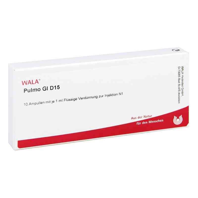 Pulmo Gl D15 Ampullen  bei juvalis.de bestellen