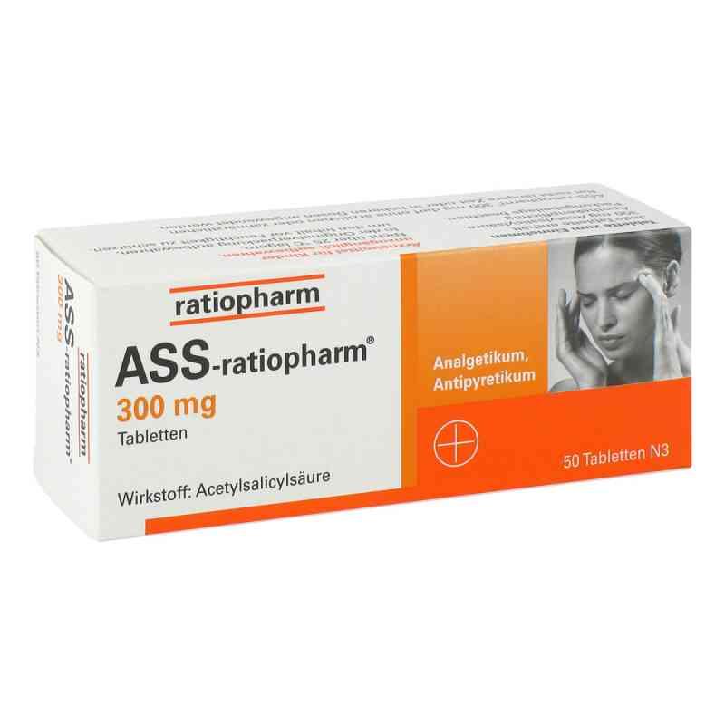 ASS-ratiopharm 300mg  bei juvalis.de bestellen
