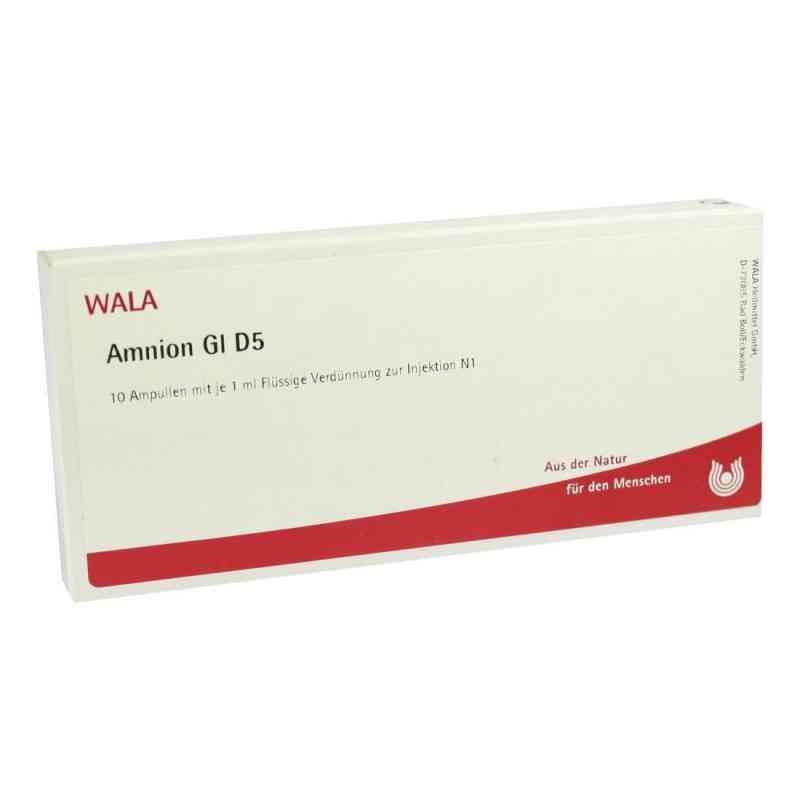 Amnion Gl D5 Ampullen  bei juvalis.de bestellen