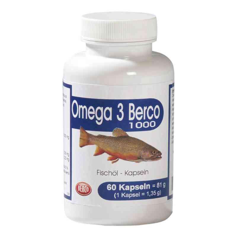 Omega 3 Berco 1000 mg Kapseln  bei juvalis.de bestellen