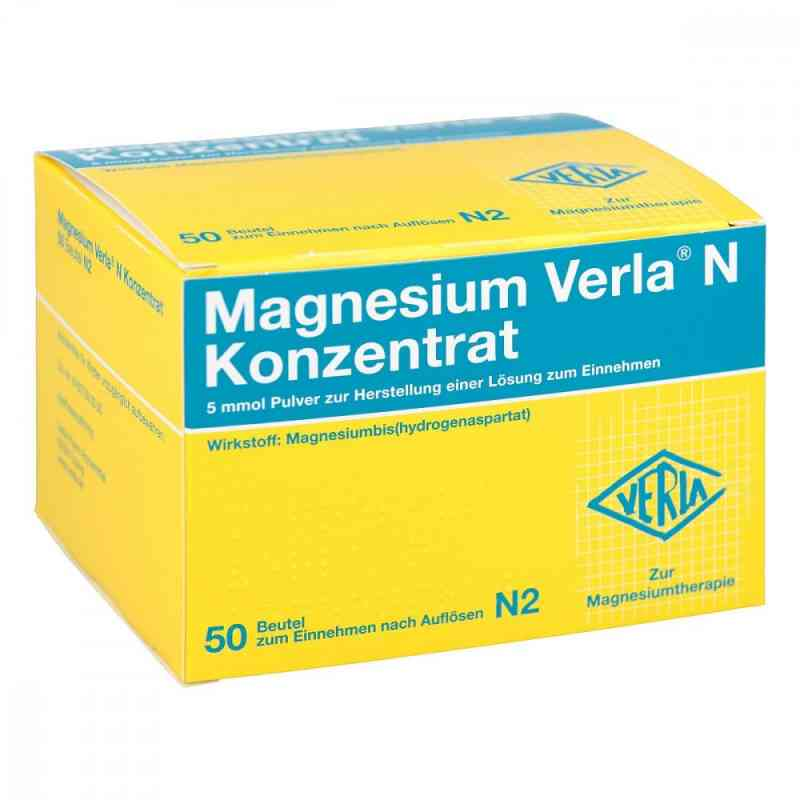 Magnesium Verla N Konzentrat  bei juvalis.de bestellen