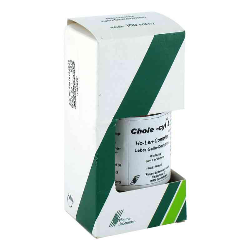 Chole-cyl L Ho Len Complex Tropfen  bei juvalis.de bestellen