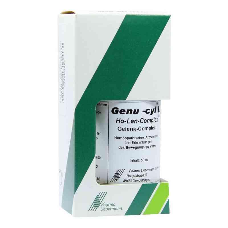 Genu Cyl L Ho Len Complex Tropfen  bei juvalis.de bestellen