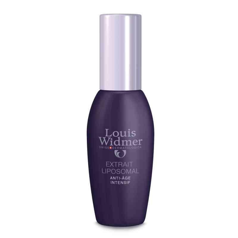 Widmer Extrait Liposomal leicht parfümiert  bei juvalis.de bestellen