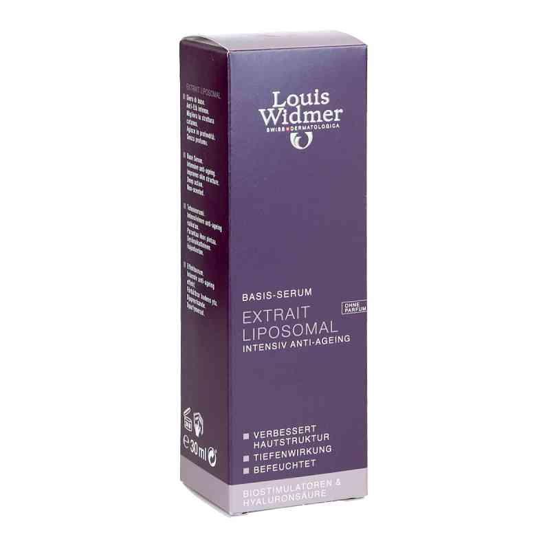 Widmer Extrait Liposomal unparfümiert  bei juvalis.de bestellen