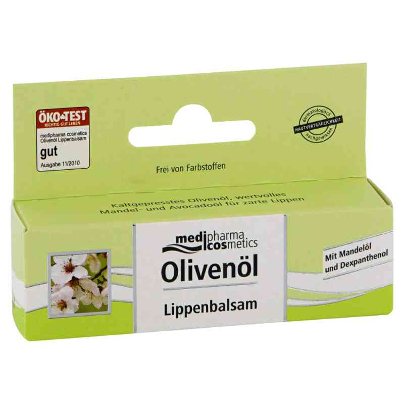 Olivenöl Lippenbalsam  bei juvalis.de bestellen