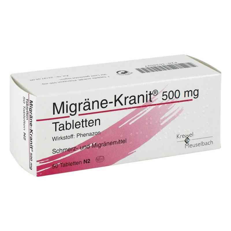 Migräne-Kranit 500mg  bei juvalis.de bestellen