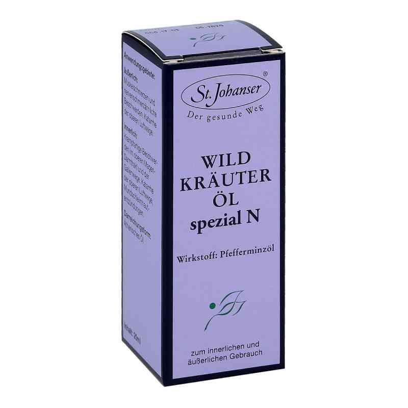 Wildkräuteröl special N  bei juvalis.de bestellen