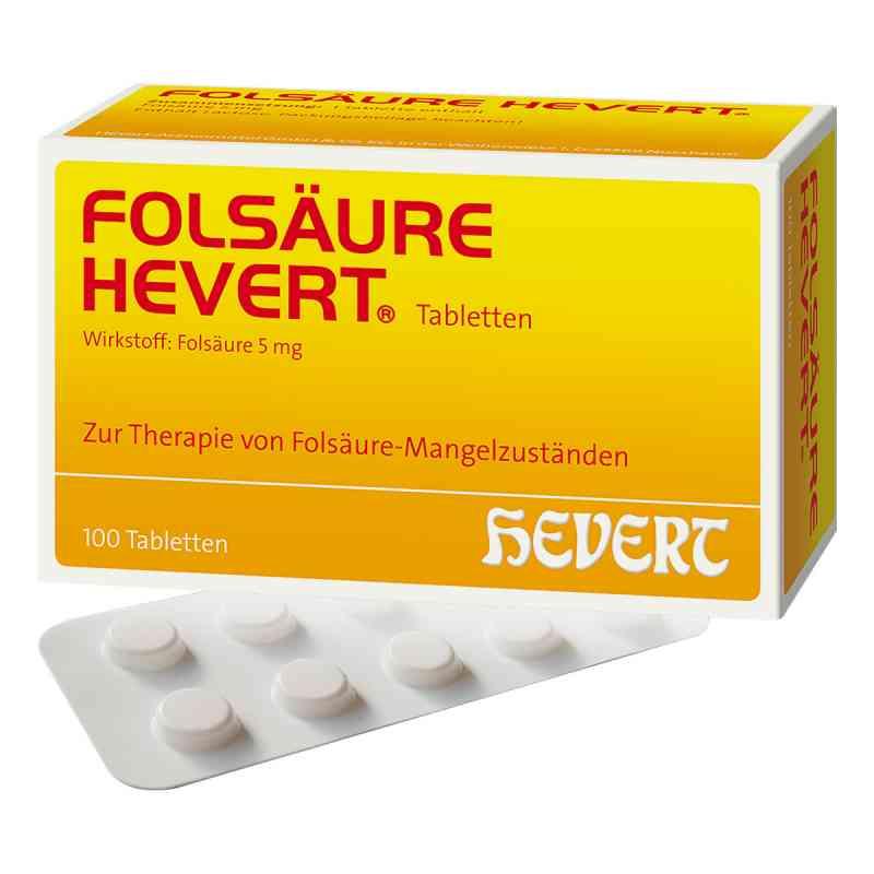 Folsäure Hevert Tabletten  bei juvalis.de bestellen