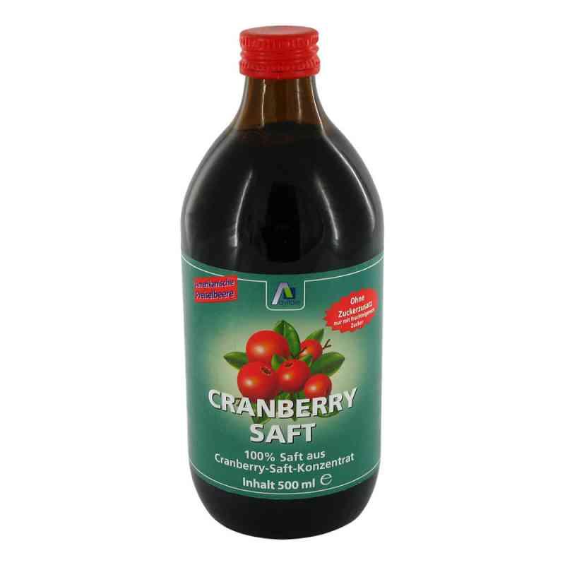 Cranberry Saft 100% Frucht  bei juvalis.de bestellen