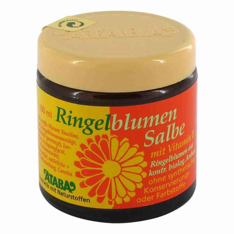 Ringelblumen Salbe mit  Vitamin E  bei juvalis.de bestellen