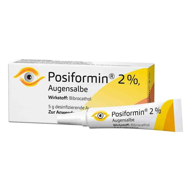 Posiformin 2% Augensalbe  bei juvalis.de bestellen