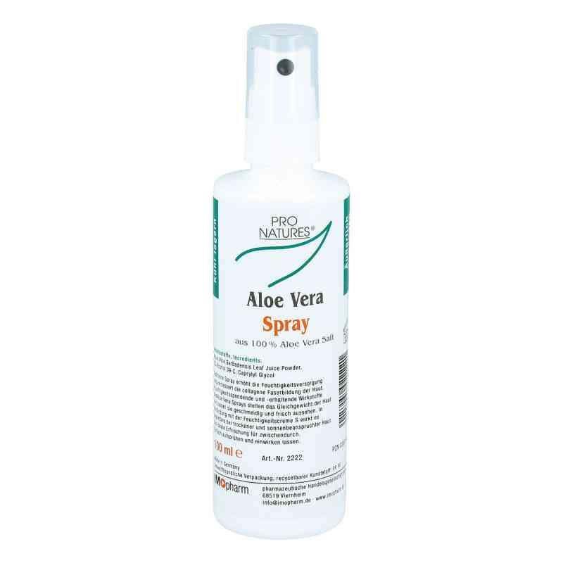 Aloe Vera 100% pur pro Natur Spray  bei juvalis.de bestellen