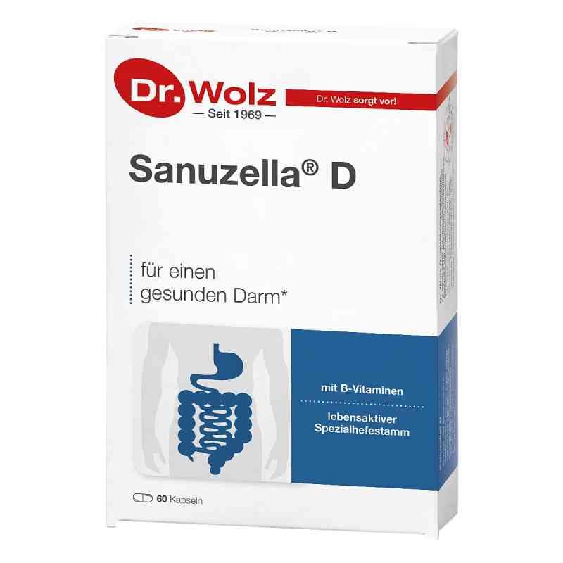 Sanuzella D Zellulose Kapseln  bei juvalis.de bestellen