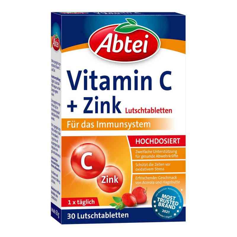 Abtei Vitamin C plus Zink Lutschtabletten  bei juvalis.de bestellen