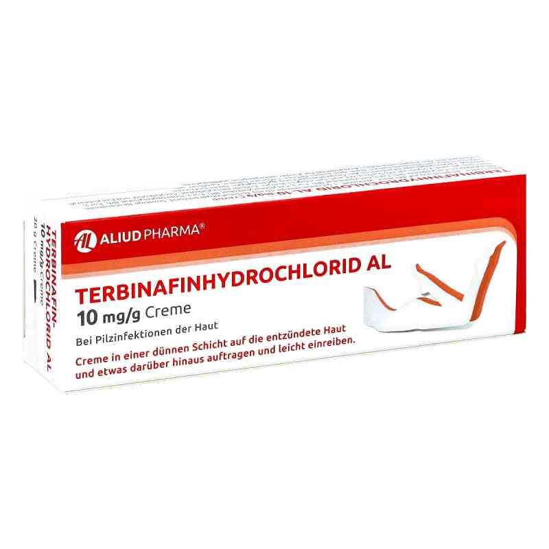 Terbinafinhydrochlorid AL 10mg/g  bei juvalis.de bestellen