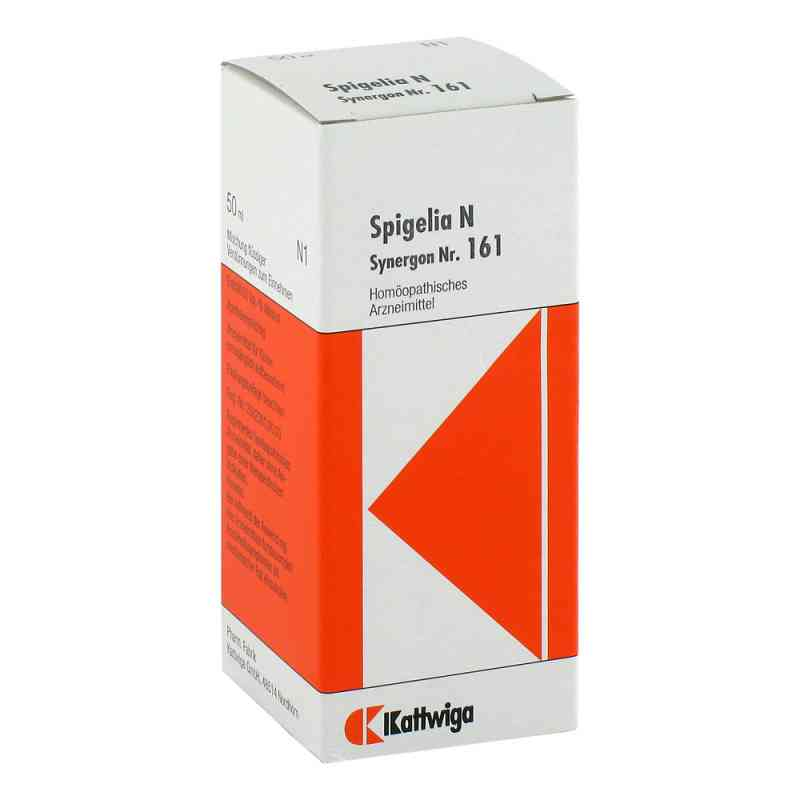 Synergon 161 Spigelia N Tropfen  bei juvalis.de bestellen