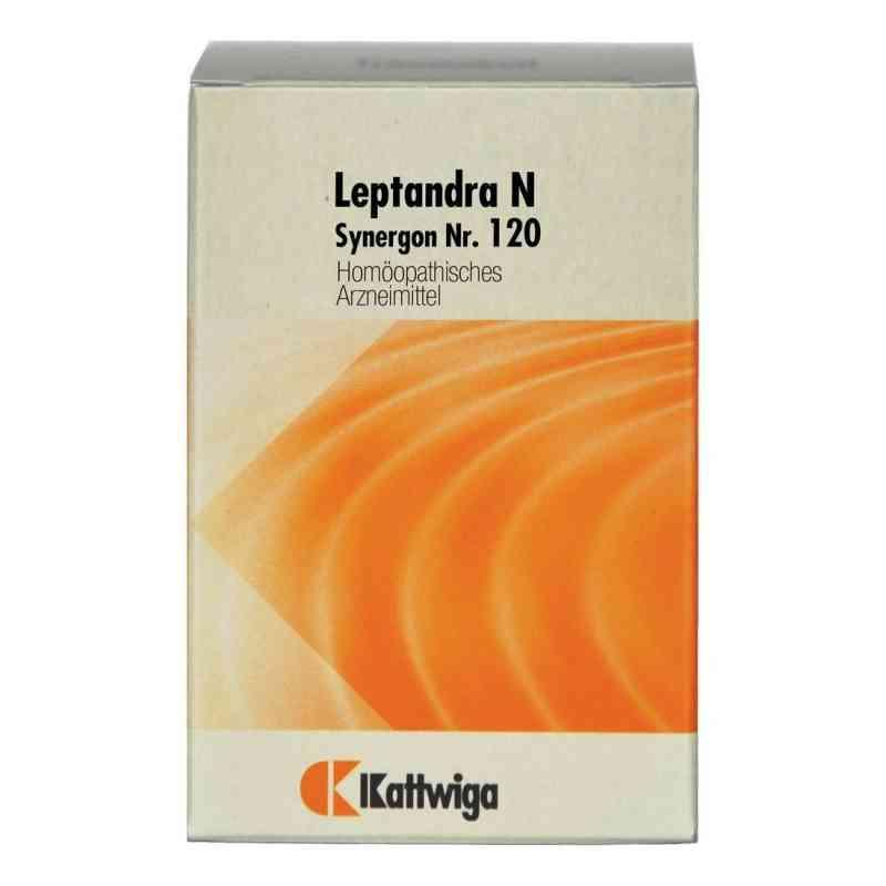 Synergon 120 Leptandra N Tabletten  bei juvalis.de bestellen