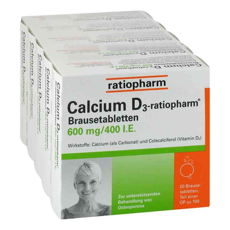 Calcium D3-ratiopharm 600mg/400 internationale Einheiten  bei juvalis.de bestellen