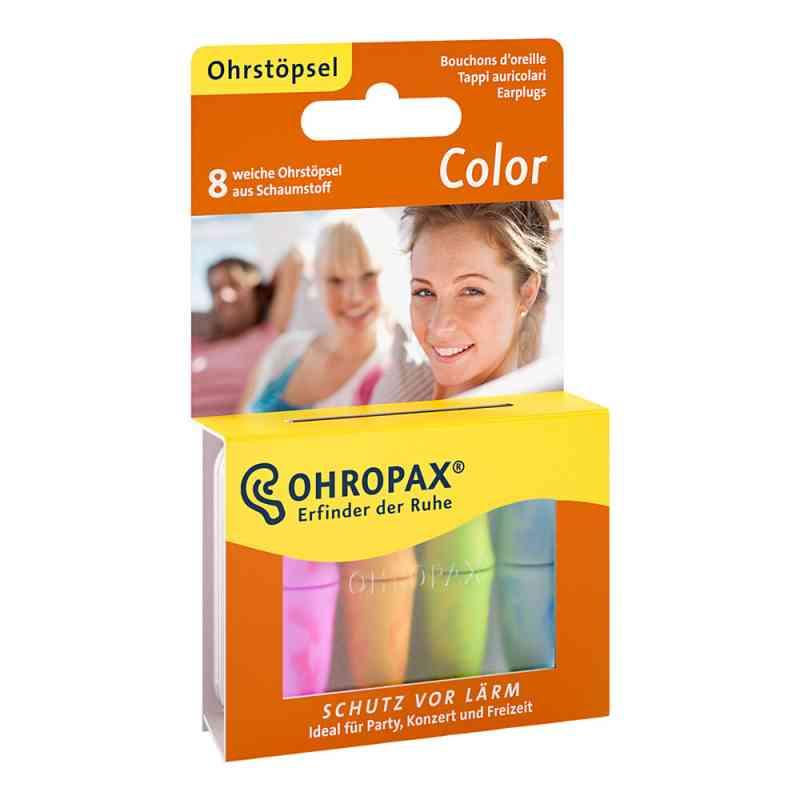Ohropax Color Schaumstoff Stöpsel  bei juvalis.de bestellen