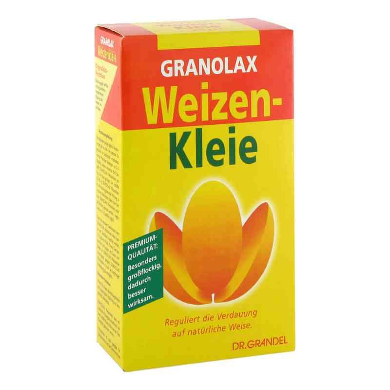 Weizenkleie Granolax Grandel Pulver  bei juvalis.de bestellen