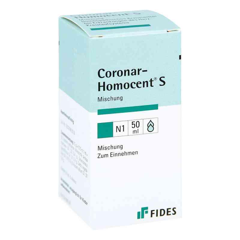 Homocent Coronar S Tropfen  bei juvalis.de bestellen