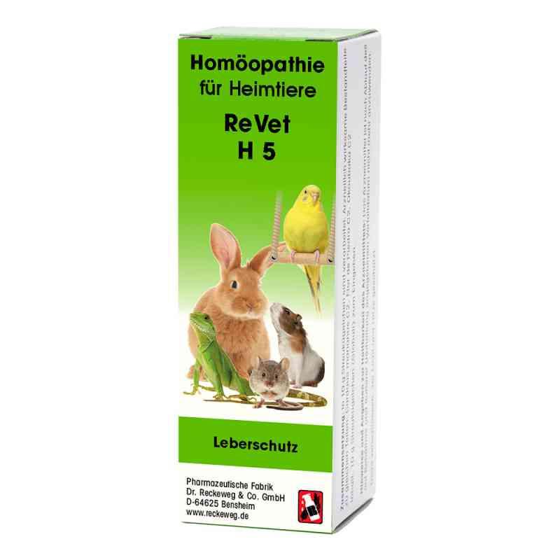 Revet H 5 veterinär Globuli  bei juvalis.de bestellen